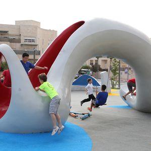 משחקים בפארק